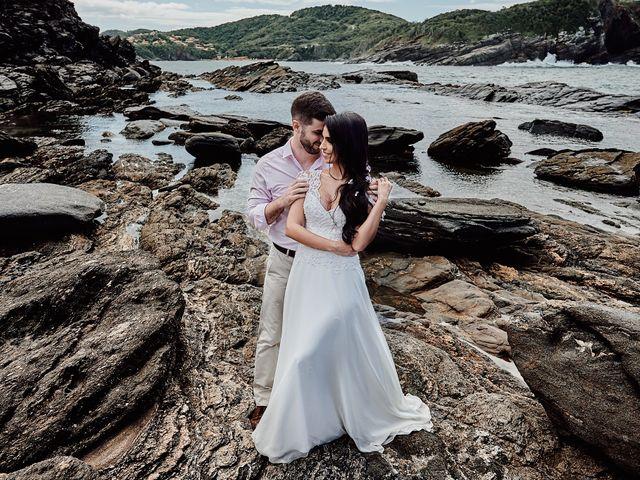 O casamento de César e Alanna em Armação dos Búzios, Rio de Janeiro 1