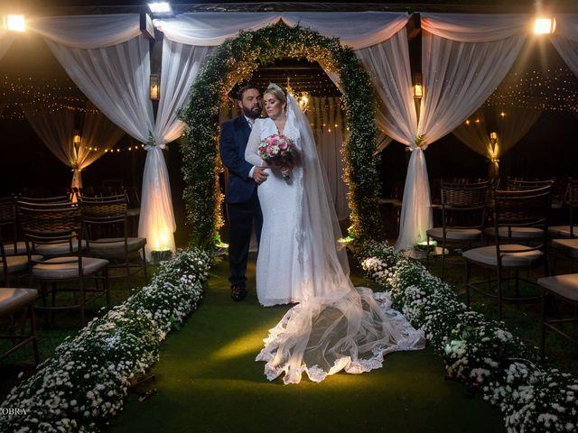 O casamento de Keisi e Léo