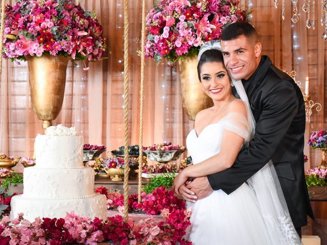 O casamento de Lissany e Ian