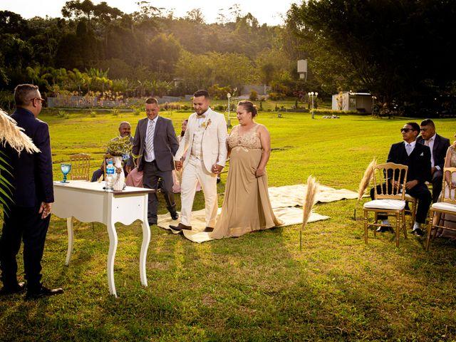 O casamento de Clayton e Carina em Mogi das Cruzes, São Paulo 39