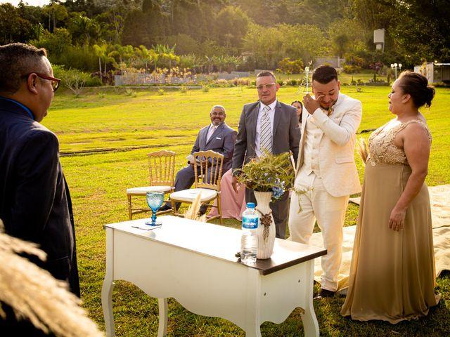 O casamento de Clayton e Carina em Mogi das Cruzes, São Paulo 41