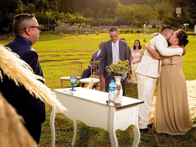 O casamento de Clayton e Carina em Mogi das Cruzes, São Paulo 42
