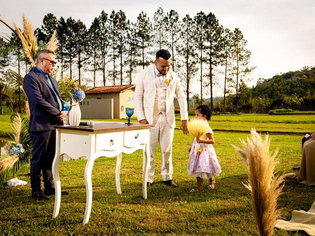 O casamento de Clayton e Carina em Mogi das Cruzes, São Paulo 45