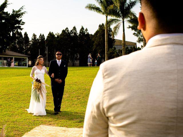 O casamento de Clayton e Carina em Mogi das Cruzes, São Paulo 48