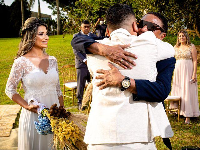 O casamento de Clayton e Carina em Mogi das Cruzes, São Paulo 50
