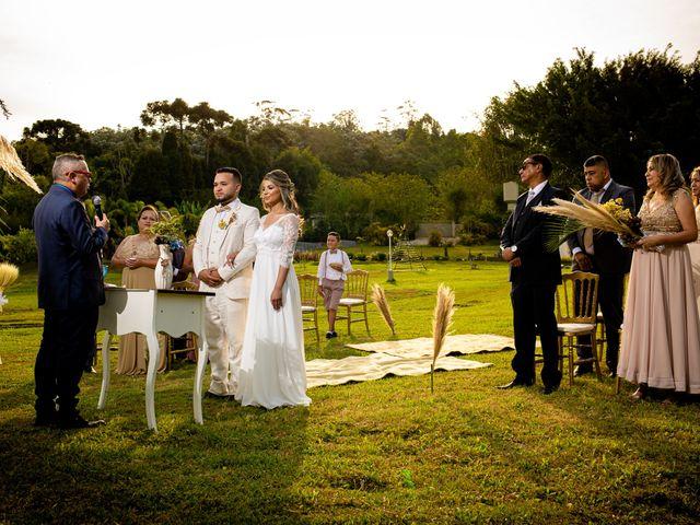 O casamento de Clayton e Carina em Mogi das Cruzes, São Paulo 52