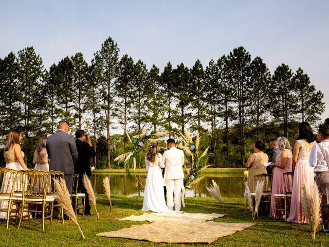 O casamento de Clayton e Carina em Mogi das Cruzes, São Paulo 53
