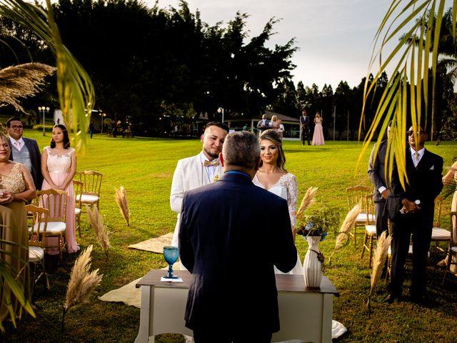O casamento de Clayton e Carina em Mogi das Cruzes, São Paulo 54