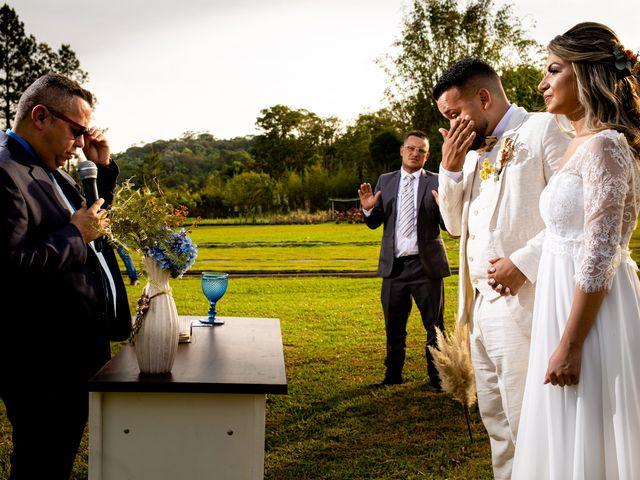 O casamento de Clayton e Carina em Mogi das Cruzes, São Paulo 56