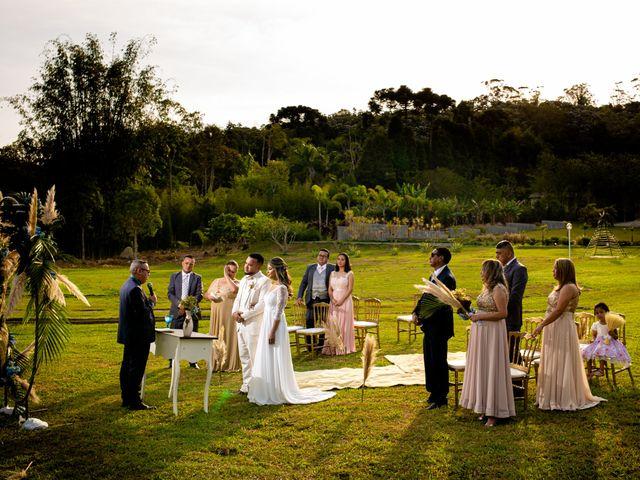 O casamento de Clayton e Carina em Mogi das Cruzes, São Paulo 57