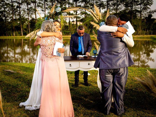 O casamento de Clayton e Carina em Mogi das Cruzes, São Paulo 60
