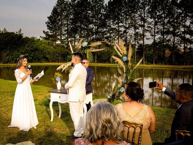 O casamento de Clayton e Carina em Mogi das Cruzes, São Paulo 61