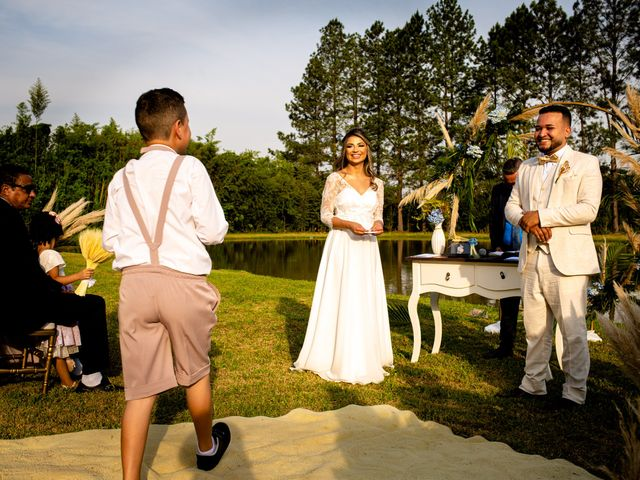 O casamento de Clayton e Carina em Mogi das Cruzes, São Paulo 68