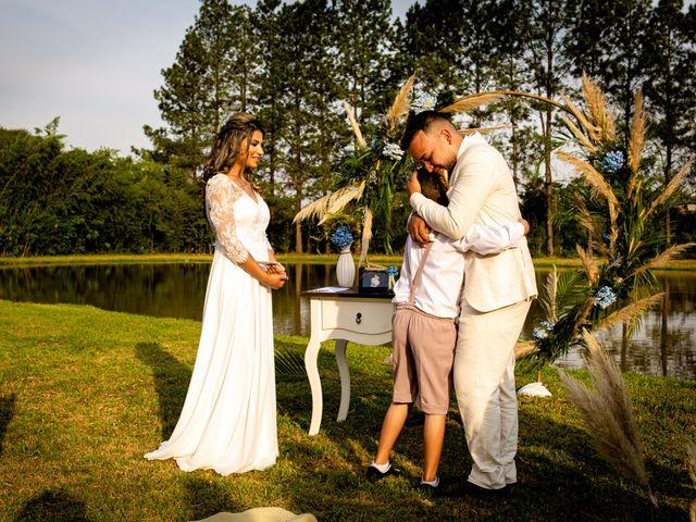 O casamento de Clayton e Carina em Mogi das Cruzes, São Paulo 69