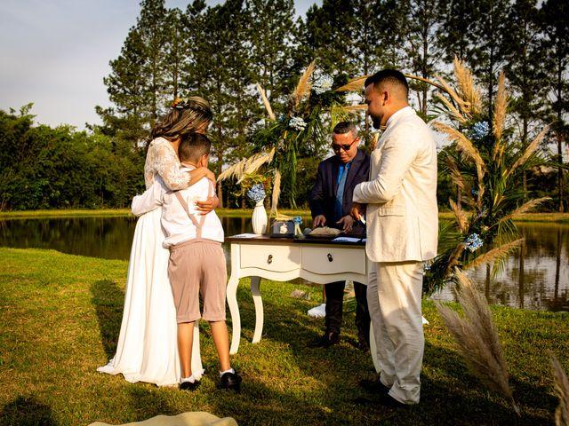 O casamento de Clayton e Carina em Mogi das Cruzes, São Paulo 70