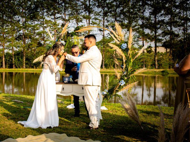 O casamento de Clayton e Carina em Mogi das Cruzes, São Paulo 76