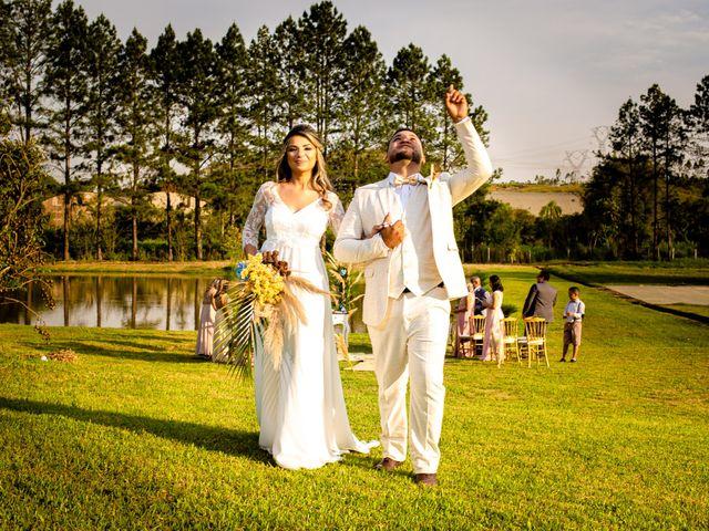 O casamento de Clayton e Carina em Mogi das Cruzes, São Paulo 80