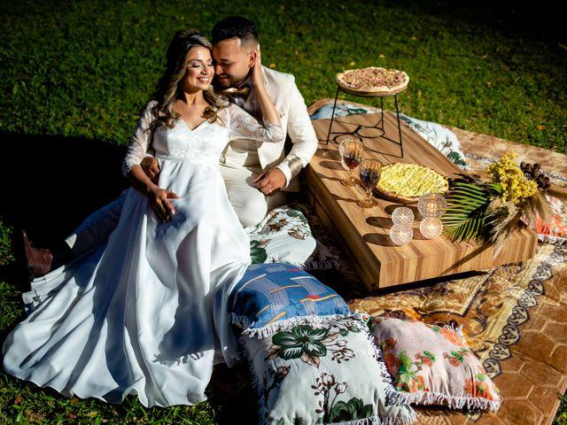 O casamento de Clayton e Carina em Mogi das Cruzes, São Paulo 84