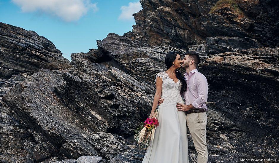 O casamento de César e Alanna em Armação dos Búzios, Rio de Janeiro