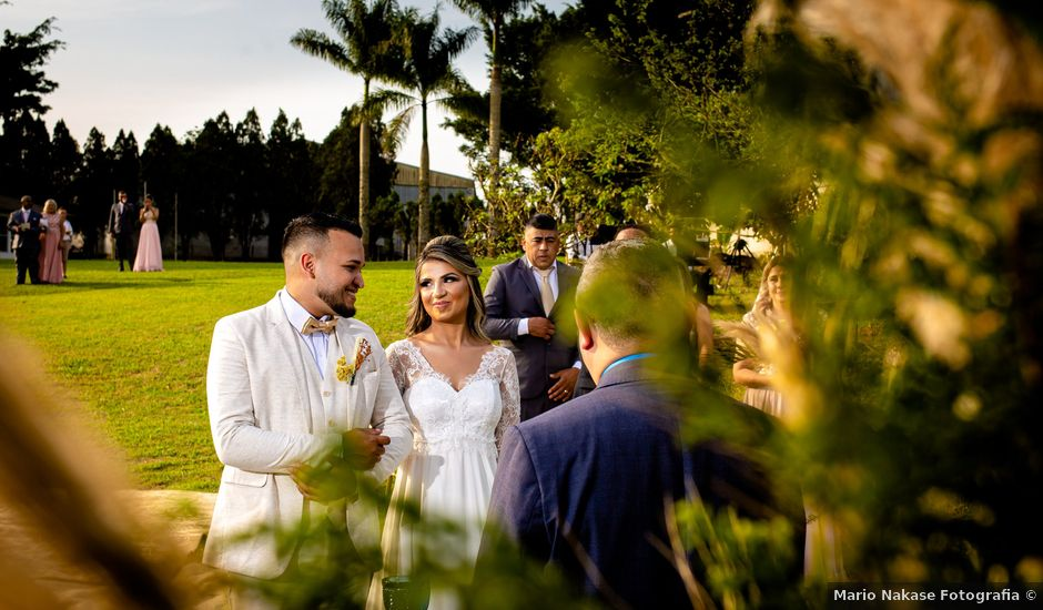 O casamento de Clayton e Carina em Mogi das Cruzes, São Paulo
