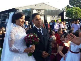 O casamento de Rafaela e Geovane 3