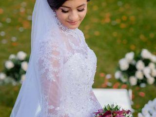 O casamento de Rafaela e Geovane