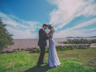 O casamento de Andressa e Leonardo