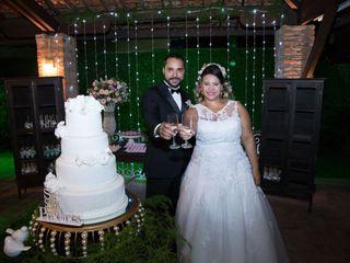 O casamento de Mariana  e Tony 1