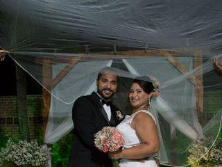 O casamento de Mariana  e Tony 2