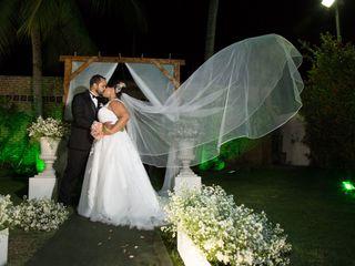 O casamento de Mariana  e Tony 3