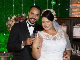 O casamento de Mariana  e Tony