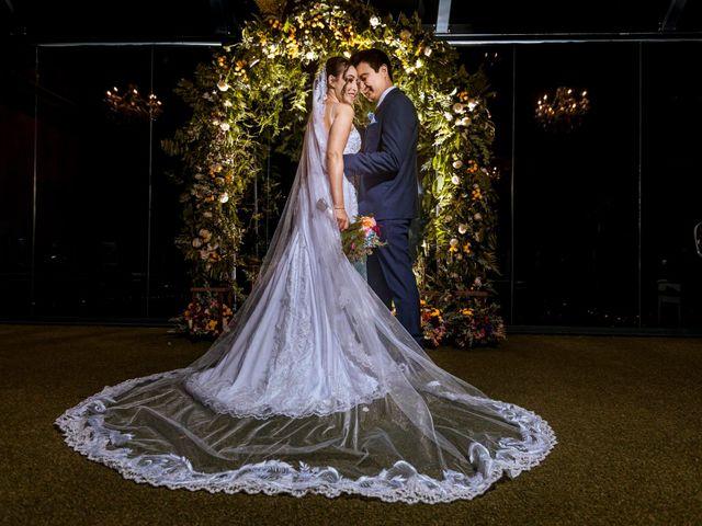 O casamento de Lethicia e Jean