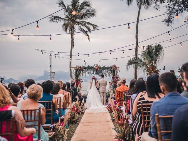O casamento de Caio e Lynda em Niterói, Rio de Janeiro 1