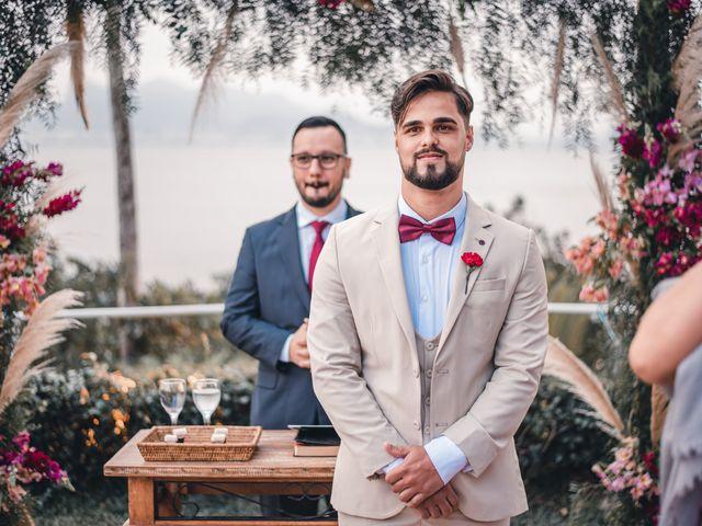 O casamento de Caio e Lynda em Niterói, Rio de Janeiro 14