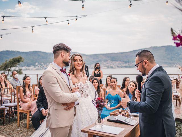 O casamento de Caio e Lynda em Niterói, Rio de Janeiro 27