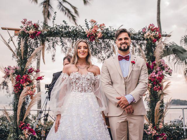 O casamento de Caio e Lynda em Niterói, Rio de Janeiro 31
