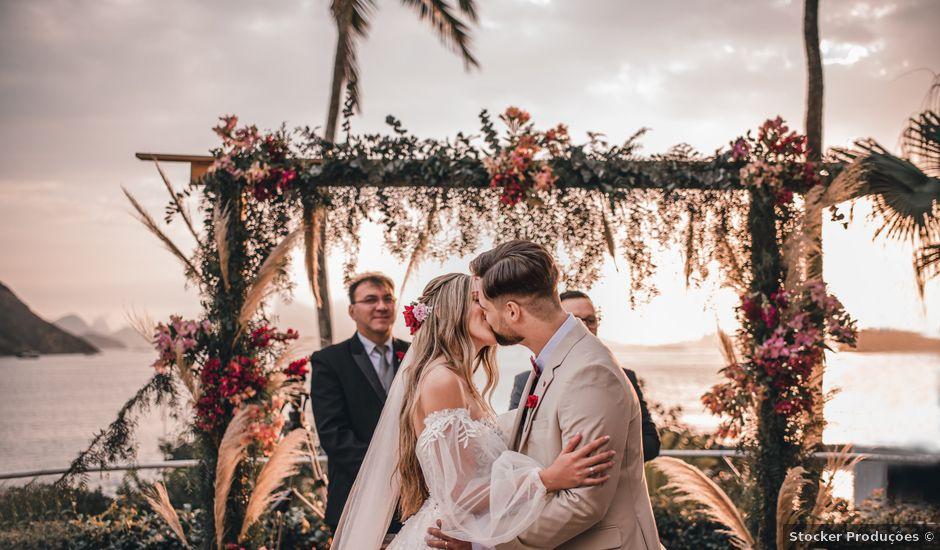 O casamento de Caio e Lynda em Niterói, Rio de Janeiro