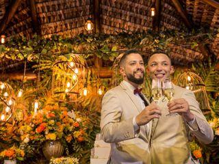 O casamento de Wanderson e Hugo