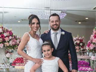 O casamento de Kathleen e Renan 2