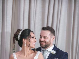 O casamento de Kathleen e Renan 3