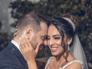 O casamento de Kathleen e Renan