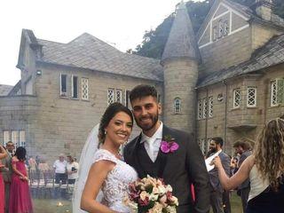 O casamento de Anne  e Leo 2