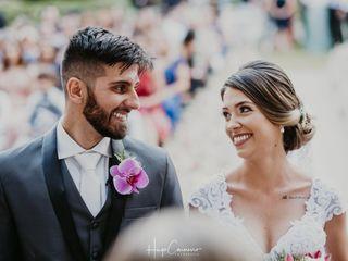 O casamento de Anne  e Leo