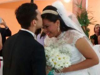 O casamento de Ana Carina e Fábio 1