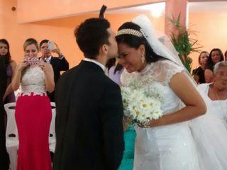 O casamento de Ana Carina e Fábio