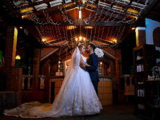 O casamento de Bruna  e Maxwell