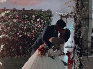O casamento de Heloiza e Daniel