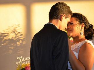 O casamento de Taiani Queiroz e Mateus Santana