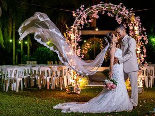 O casamento de Yasmim e Junior