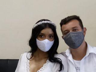O casamento de Thaís  e Lucas Felipe  2